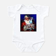 Assange Claus Infant Bodysuit
