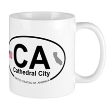 Cathedral City Mug