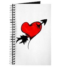 Shot Through The Heart Journal