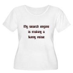 My Search Engine Is Making A T-Shirt