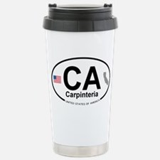 Carpinteria Travel Mug