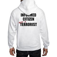 Informed Citizen... Hoodie
