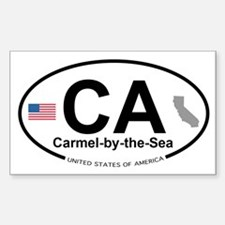 Carmel-by-the-Sea Decal
