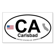 Carlsbad Decal