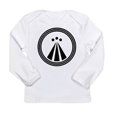 Druid Symbol Long Sleeve Infant T-Shirt