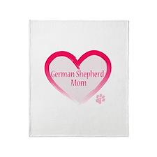 Unique Alsatian Throw Blanket