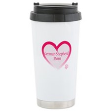 Pug Mom Travel Mug