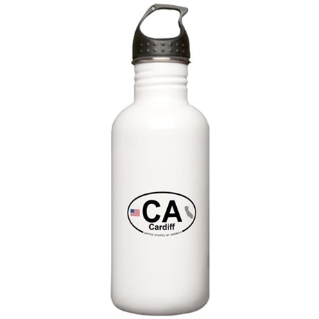 Cardiff Stainless Water Bottle 1.0L