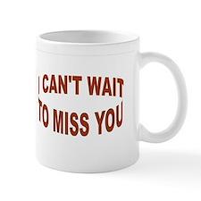 BYE BYE BABY Mug