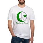 Muslims for Peace Tshirt
