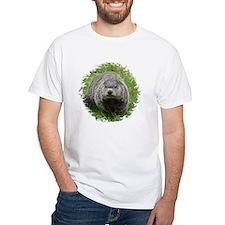 Groundhog Eating Shirt