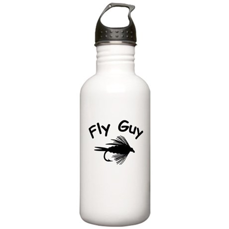 FLY GUY Stainless Water Bottle 1.0L