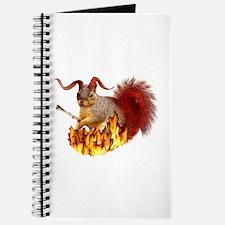 Krampus Squirrel Journal