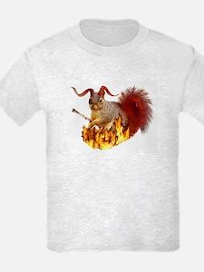 Krampus Squirrel T-Shirt