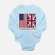 US UK Me Onesie Romper Suit
