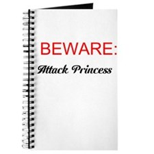 BEWARE: Attack Princess Journal
