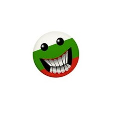 Bulgarian Smile Mini Button (10 pack)