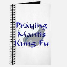 Praying Mantis Kung Fu Journal