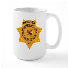 Charles County Sheriff Mug