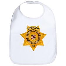 Charles County Sheriff Bib