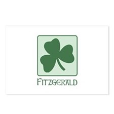 Fitzgerald Family Postcards (Package of 8)