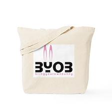BYOBunny Tote Bag