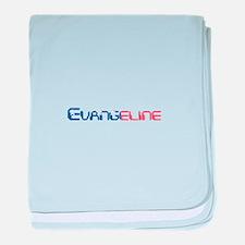 Evangeline baby blanket