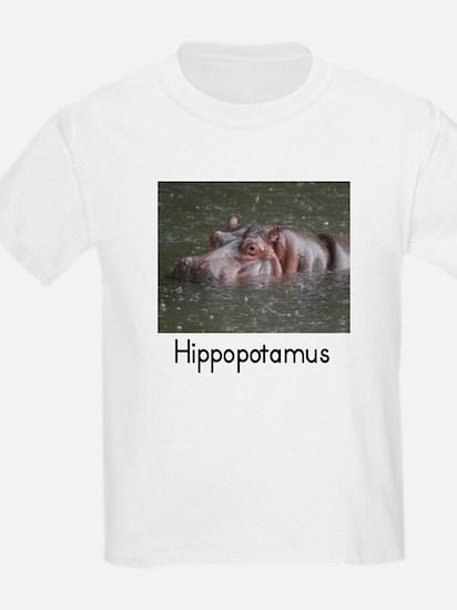 Hippo Kids T-Shirt