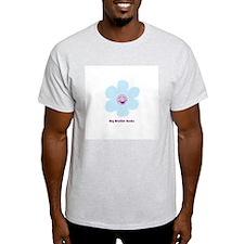 Big Brother Rocks Ash Grey T-Shirt