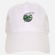 Praying Mantis Kung Fu Logo Baseball Baseball Cap