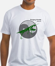 Praying Mantis Kung Fu Logo Shirt