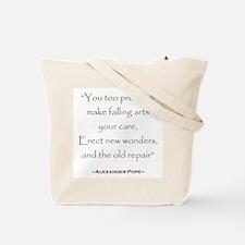 Confucius Preservatioin Quote Tote Bag
