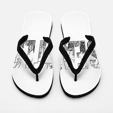SEATTLEWHITE Flip Flops