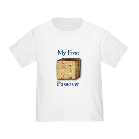 First Passover Toddler (blue)