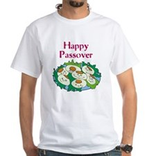 Happy Passover Adult T