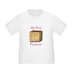 First Passover Toddler (pink)