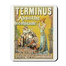 Terminus Absinthe Bienfaisante Mousepad