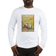 Terminus Absinthe Bienfaisante Long Sleeve T-Shirt