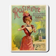 Absinthe Rosinette Mousepad