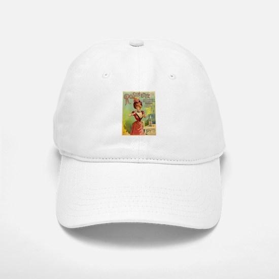 Absinthe Rosinette Baseball Baseball Cap