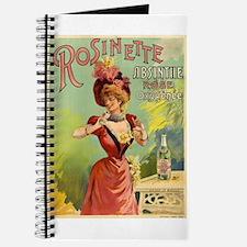 Absinthe Rosinette Journal