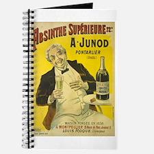 Absinthe Superieure Junod Journal