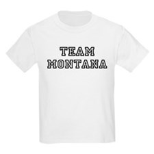 Team Montana Kids T-Shirt