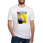 Rosie WantsUsama Fitted T-Shirt