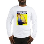 Rosie WantsUsama Long Sleeve T-Shirt