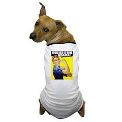 Rosie WantsUsama Dog T-Shirt