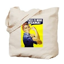 Rosie WantsUsama Tote Bag