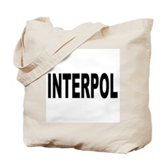 INTERPOL Police Tote Bag