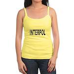 INTERPOL Police Jr. Spaghetti Tank