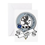 Little Clan Badge Greeting Cards (Pk of 10)